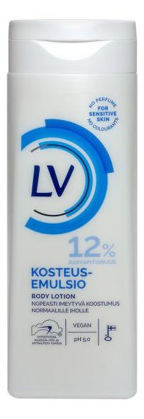 Увлажняющий крем для тела Kosteusemulsio: Крем 250мл