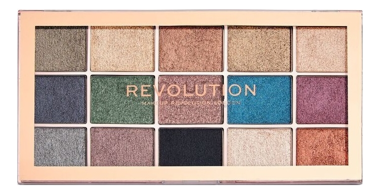 Палетка теней для век Foil Frenzy Eyeshadow Palette Hybrid revolution makeup 32 ultra eyeshadow palette mermaids forever