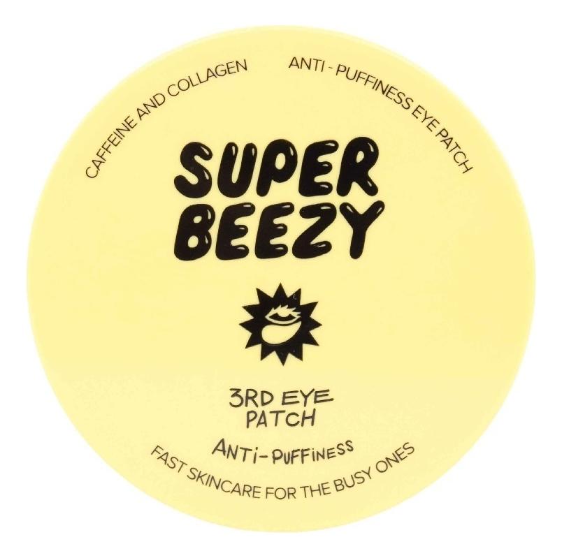 Купить Гидрогелевые патчи против отеков и темных кругов под глазами Anti-Puffiness 3RD Eye Patch 60шт, Super Beezy