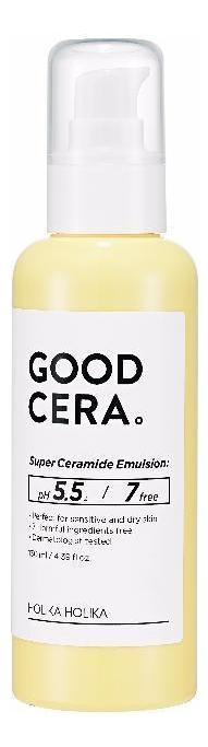 Купить Увлажняющая эмульсия для лица Skin & Good Cera Super Ceramide Emulsion 130мл, Увлажняющая эмульсия для лица Skin & Good Cera Super Ceramide Emulsion 130мл, Holika Holika