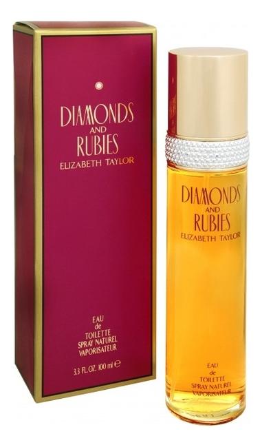Diamonds and Rubies: туалетная вода 100мл