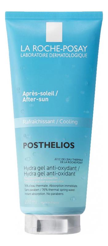 Купить Охлаждающий гель после загара для лица и тела Posthelios After-Sun Cooling 200мл, LA ROCHE-POSAY