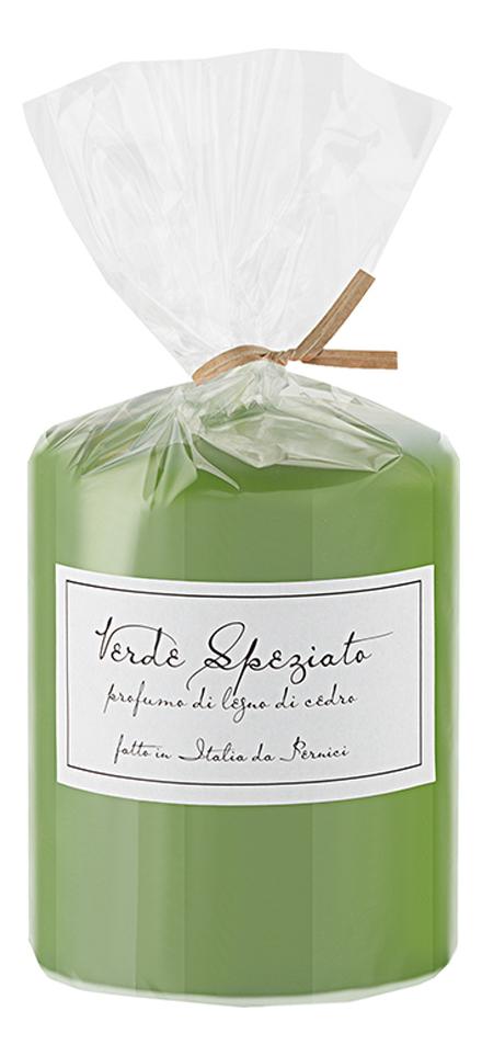 Купить Ароматическая свеча Дерево кедра: свеча 400г, Pernici