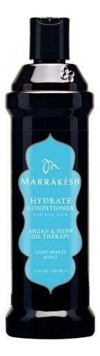 Купить Кондиционер для волос Супер объем Hydrate Conditioner Light Breeze: Кондиционер 355мл, Marrakesh