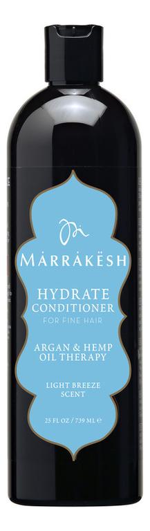 Купить Кондиционер для волос Супер объем Hydrate Conditioner Light Breeze: Кондиционер 740мл, Marrakesh