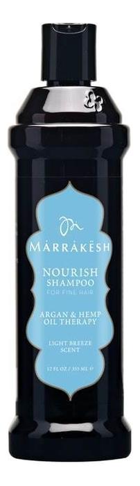Шампунь для волос Супер объем Nourish Shampoo Light Breeze: Шампунь 355мл