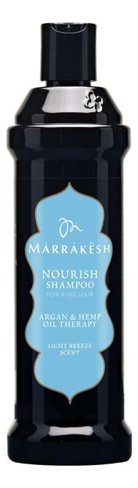 Шампунь для волос Супер объем Nourish Shampoo Light Breeze: Шампунь 739мл