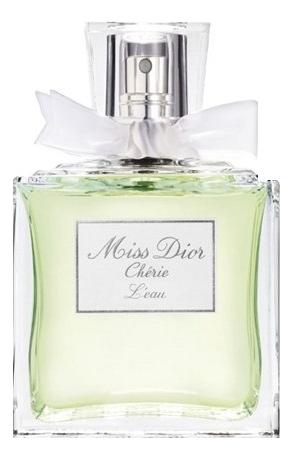 Miss Dior Cherie L'eau: туалетная вода 50мл тестер недорого
