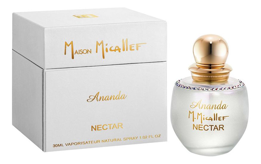 M. Micallef Ananda Nectar: парфюмерная вода 30мл m micallef note ambree парфюмерная вода 2мл
