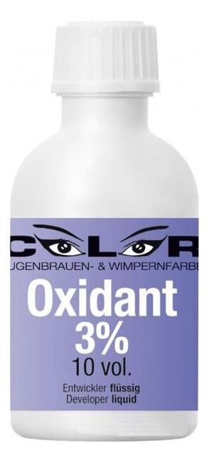 Купить Окислитель для краски Color Oxidant 3%: Окислитель 50мл, RefectoCil