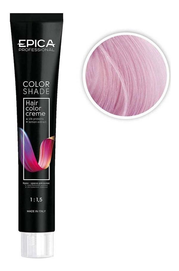 Крем-краска для волос Пастельное тонирование Color Shade 100мл: Клубника