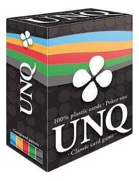 Фото - Partida Карточная игра UNQ Unique настольные игры dodo настольная карточная игра болтун