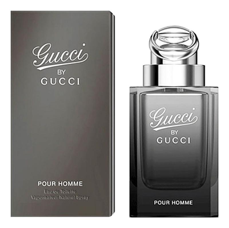 By Gucci Pour Homme: туалетная вода 90мл туалетная вода gucci gucci by gucci sport pour homme 90 мл