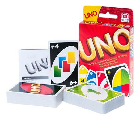 Фото - Mattel Карточная игра UNO W2087 настольная игра mattel uno w2087