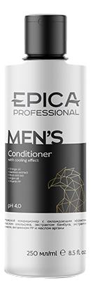 Фото - Кондиционер для волос с маслом апельсина и экстрактом бамбука Men's Conditioner: Кондиционер 250мл кондиционер для волос с экстрактом розы organic rose conditioner кондиционер 180мл