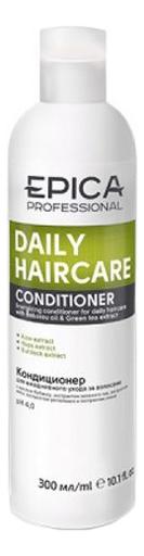 Кондиционер для ежедневного ухода Daily Care Conditioner: Кондиционер 300мл кондиционер для ежедневного ухода signature conditioner a daily indulgence кондиционер 50мл