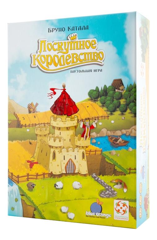 Купить Стиль жизни Настольная игра Лоскутное королевство БП-00000785, Настольные игры