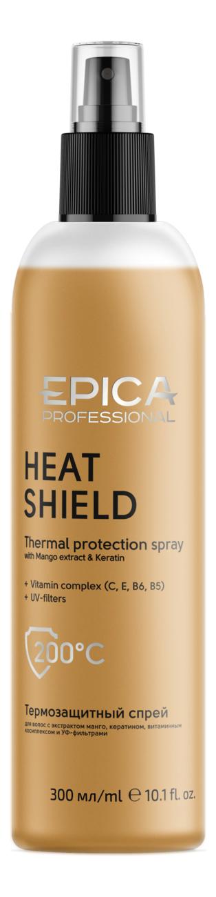 Спрей для волос с термозащитным комплексом Heat Shield Thermal Protection Spray 300мл