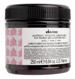 Кондиционер для осветленных и натуральных волос Alchemic Creative Conditioner For Blond And Lightened Hair Pink 250мл