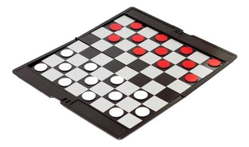 U3 Настольная игра Шашки дорожные u1680