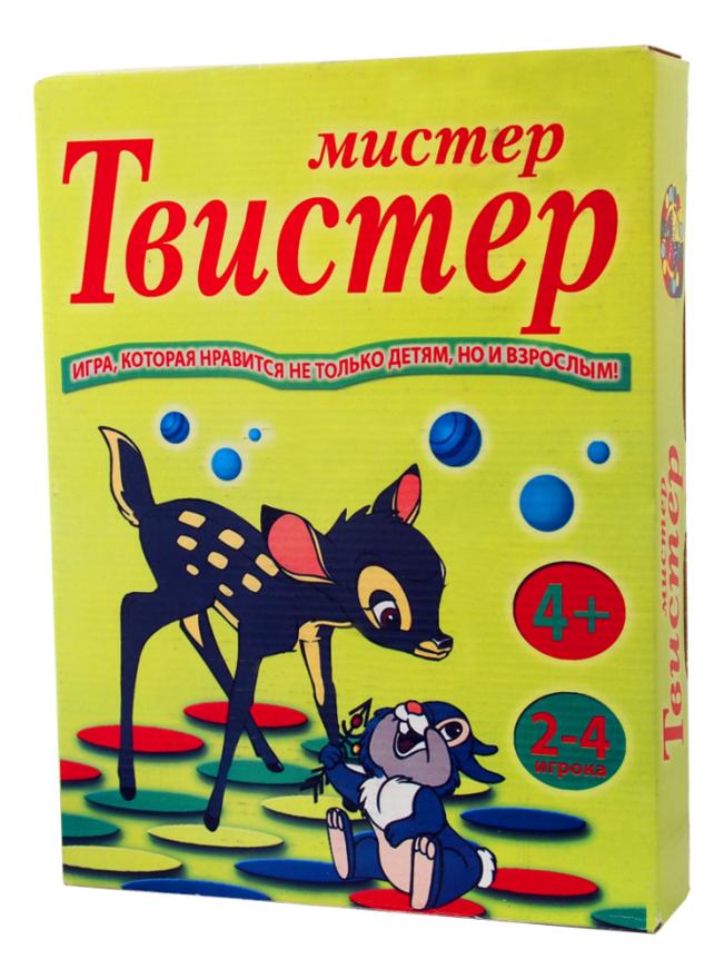 Нескучные игры Мистер Твистер для детей 7073