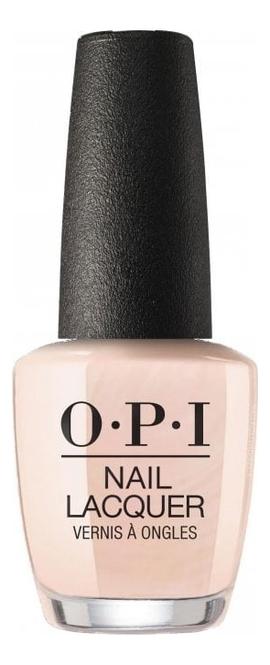 Лак для ногтей Nail Lacquer 15мл: Pretty In Pearl