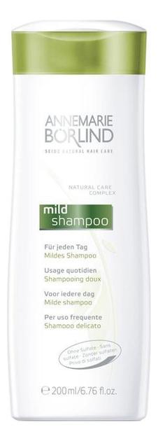 Купить Мягкий шампунь для ежедневного использования Mild Shampoo 200мл, Annemarie Borlind