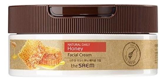 Купить Крем для лица Natural Daily Honey Facial Cream 200мл, The Saem