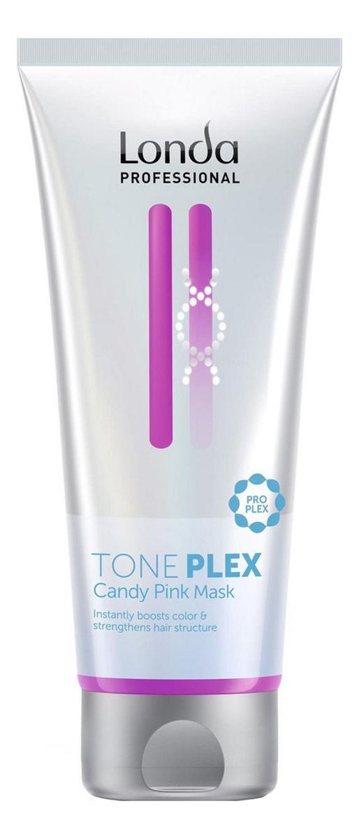 Маска для волос Розовая карамель Toneplex Candy Pink Mask 200мл недорого
