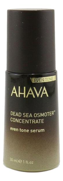Купить Сыворотка для улучшения тона лица Dead Sea Osmoter Concentrate Even Tone Serum 30мл, AHAVA