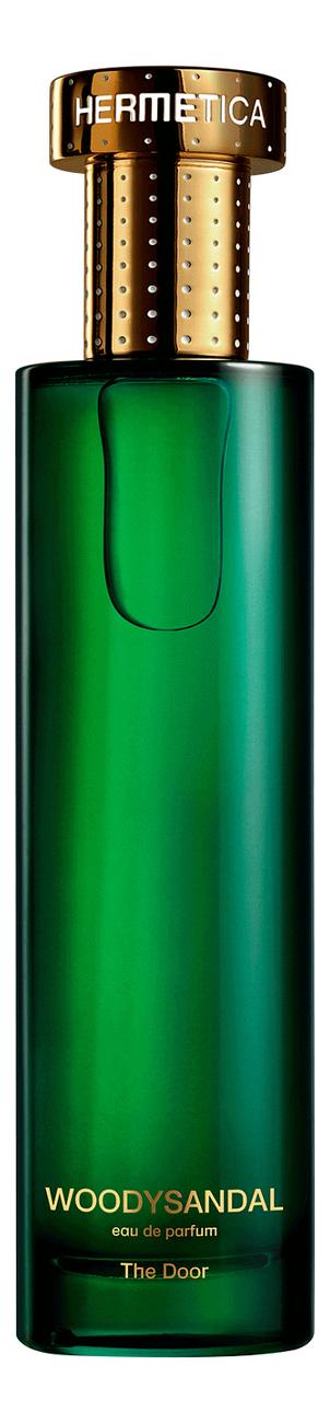 Hermetica Woodysandal: парфюмерная вода 100мл тестер hermetica cedarise туалетные духи тестер 100 мл