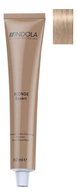 Купить Перманентный крем-краситель для волос Profession Blonde Expert High Lifting 60мл: No 100.2, Indola