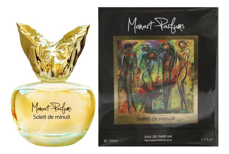 Soleil De Minuit: парфюмерная вода 100мл недорого