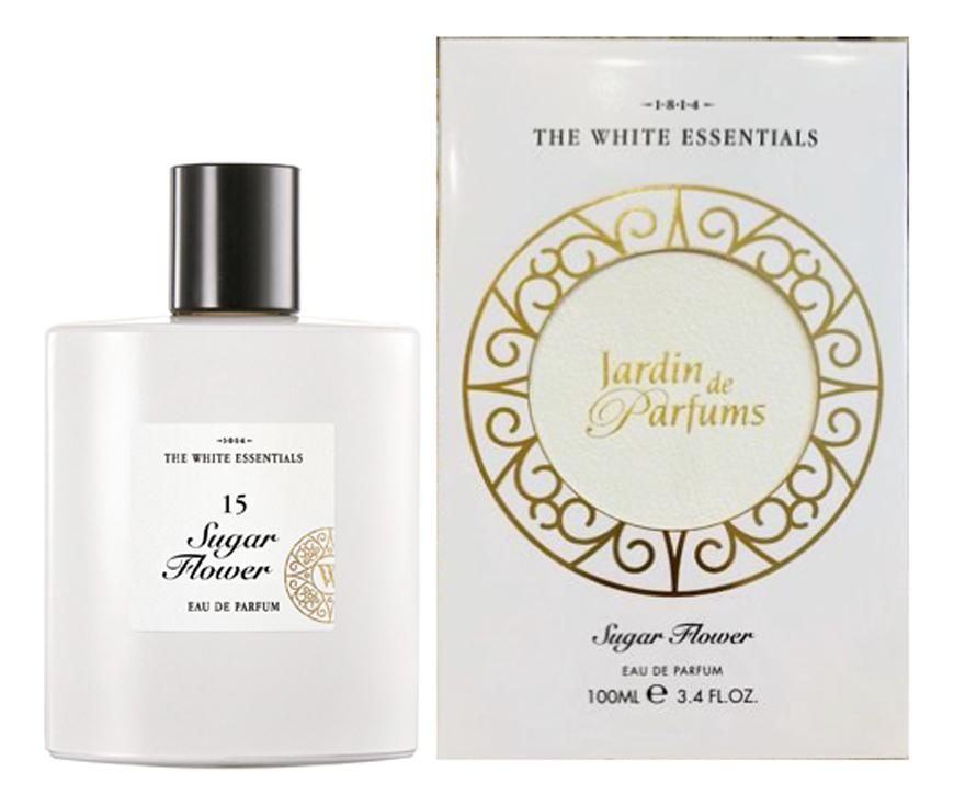 Jardin De Parfums 15 Sugar Flower: парфюмерная вода 100мл