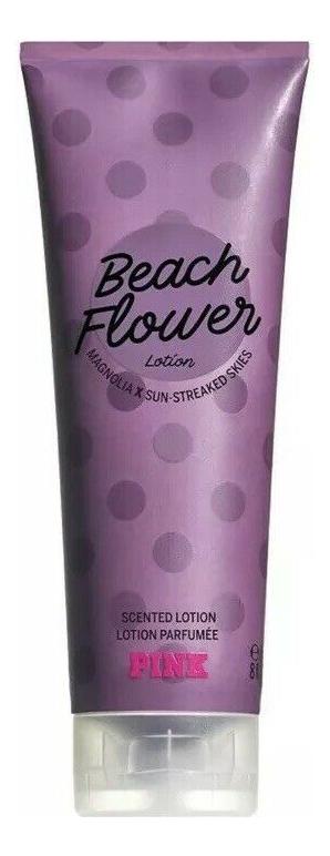 Парфюмерный лосьон для тела Pink Beach Flower Scented Lotion 236мл