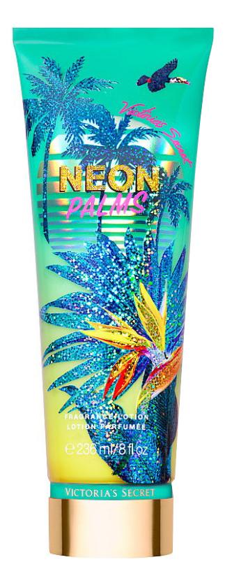 Фото - Парфюмерный лосьон для тела Neon Palms Fragrance Lotion 236мл парфюмерный лосьон для тела midnight petals fragrance lotion 236мл