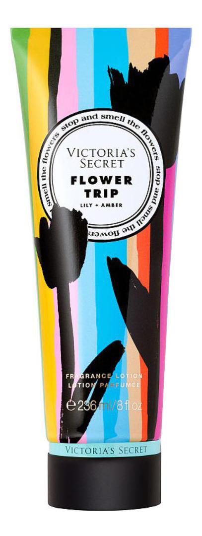 Фото - Парфюмерный лосьон для тела Flower Trip Fragrance Lotion 236мл парфюмерный лосьон для тела midnight petals fragrance lotion 236мл