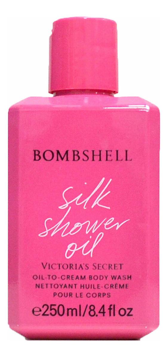 Купить Гель для душа Bombshell Silk Shower Oil 250мл, Victorias Secret