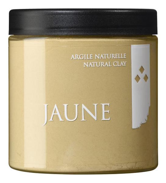 Желтая глина для лица Argile Naturelle Jaune Yellow Natural Clay 550г косметическая желтая глина для лица 100г
