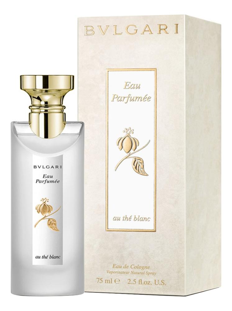 Au The Blanc: одеколон 75мл (современный дизайн)