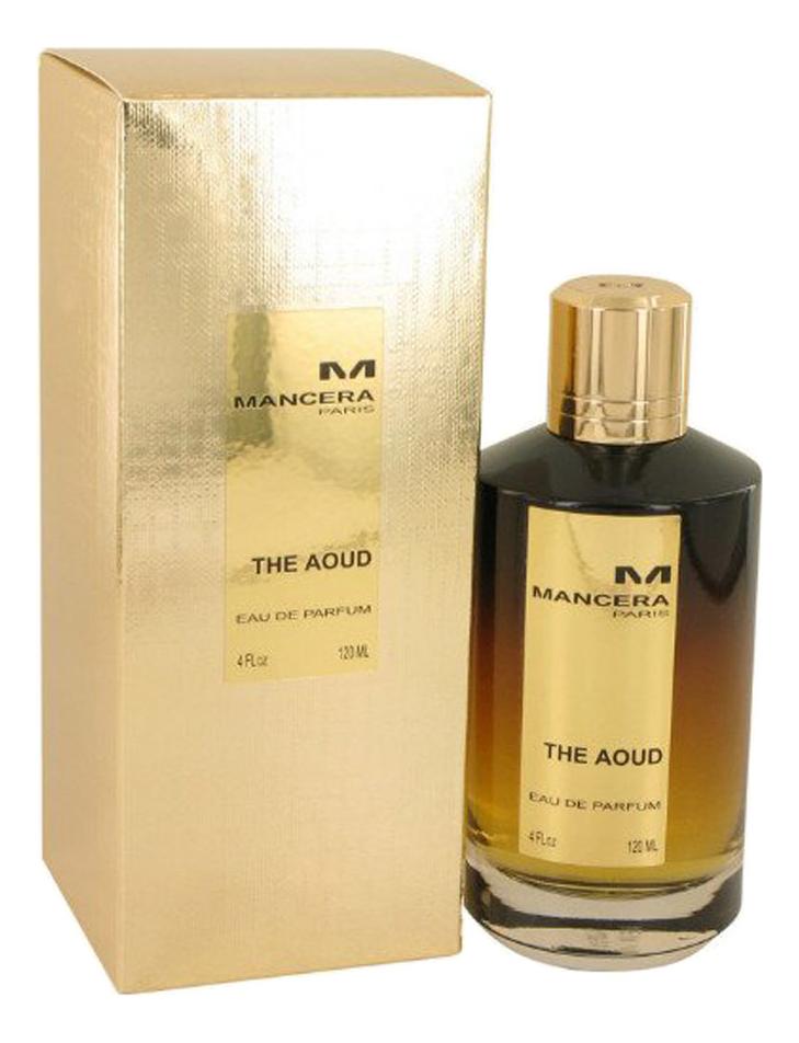 Фото - The Aoud: парфюмерная вода 120мл the aoud парфюмерная вода 8мл