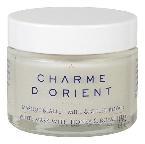 Белая маска на основе меда и маточного молочка для лица и тела Masque Blanc-Miel & Gelee Royale: Маска 250мл маска из меда для лица