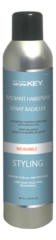 Лак для волос Styling Brush Radiant Hairspray 400мл