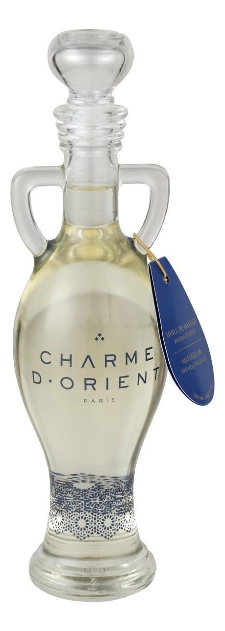 Массажное масло для тела с восточным ароматом Huile De Massage Parfum D'Orient: Масло 200мл недорого