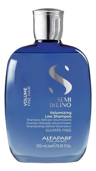 Шампунь для придания объема волосам Semi Di Lino Volumizing Low Shampoo: Шампунь 250мл joico шампунь joifull volumizing для придания объема 300 мл