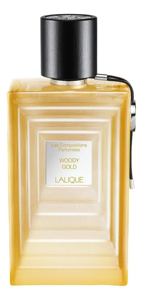 Фото - Lalique Woody Gold: парфюмерная вода 100мл тестер lalique encre noire sport туалетная вода 100мл тестер