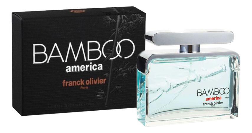 Купить Franck Olivier Bamboo America: туалетная вода 75мл