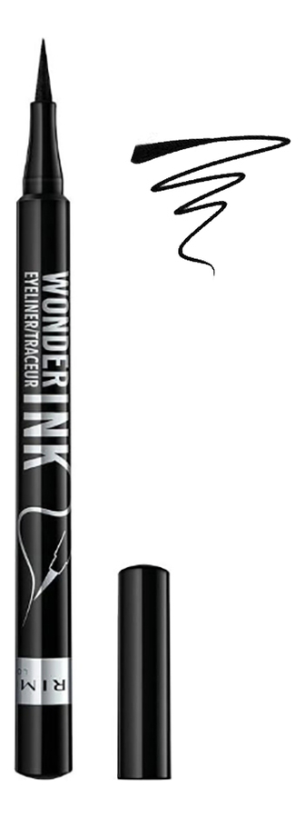 Подводка для глаз Wonder Ing Eyeliner 1мл: 001 Black недорого