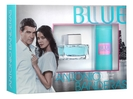Antonio Banderas Blue Seduction For Women набор (т/вода 100мл + дезодорант 150мл)