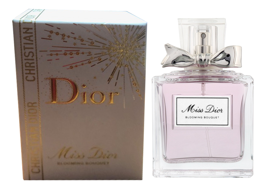 Miss Dior Blooming Bouquet: туалетная вода 100мл люкс the excelsior bouquet туалетная вода 100мл